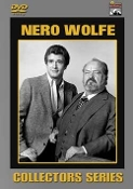 NERO WOLFE starring William Conrad