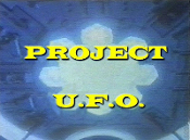 PROJECT UFO - Complete Series