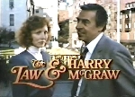 THE LAW AND HARRY McGRAW - Starring Jerry Orbach