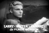 FLASH GORDON'S TRIP TO MARS starring Buster Crabbe