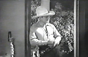 GORDON OF GHOST CITY starring Buck Jones - Classic Movie Serial