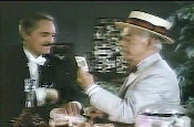 BLACK'S MAGIC starring Hal Linden and Harry Morgan