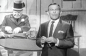 LAUGHS AND FOLLIES with George Burns and Sammy Davis Jr