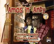 AMOS AND ANDY - Vols. 1 & 2 -OLD TIME RADIO SHOWS