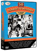 CLASSIC TV'S MYSTERY & DETECTIVE FAVORITES