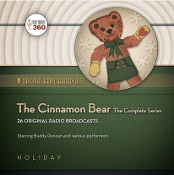 CINNAMON BEAR - THE COMPLETE SERIES - Classic Radio Shows - CD