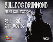 BULLDOG DRUMMOND MOVIE COLLECTION - NEW