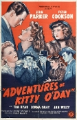 ADVENTURES OF KITTY O'DAY - TRIPLE FEATURE