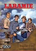 LARAMIE - SEASON TWO - classic TV western