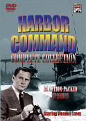 HARBOR COMMAND starring Wendell Corey