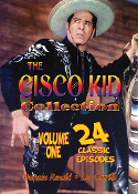 THE CISCO KID - TV SERIES - 48 EPISODES